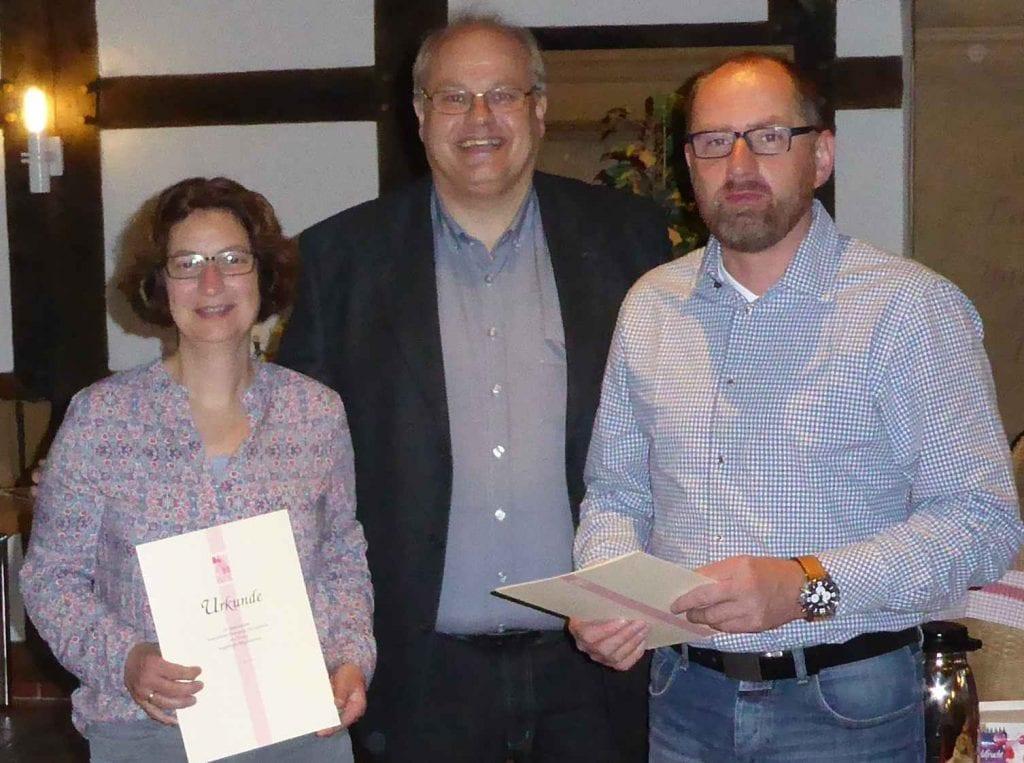 Hörnschemeyer Wallenhorst ehrungen der jubilare beim kab familienfrühstück kab wallenhorst